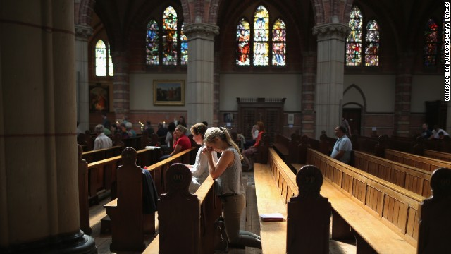Netherlands mourns MH17 dead