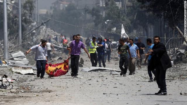 Conflicto en Gaza vive su jornada más sangrienta
