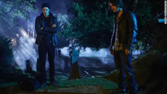 "Though ""Hemlock Grove,"" which premiered April 19, 2013, hasn't gotten the press Netflix's other series have, the Eli Roth-produced horror show has enough of a following that it was renewed for a second season, which premiered in early July 2014."