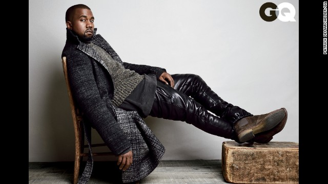 "In the August 2014 issue of GQ magazine, Kanye West gave more than a few head-scratching quotes. One of the most perplexing was his stance on what you could call celebrity civil rights: ""I talked about the idea of celebrity, and celebrities being treated like blacks were in the '60s, having no rights, and the fact that people can slander your name,"" he recalled of his wedding toast. Last we checked, celebrities are able to vote and are not barred from using the same public facilities as everyone else, but OK, Kanye."