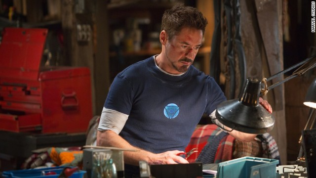 "For Robert Downey Jr., it pays to be ""Iron Man."" Downey has been crowned Hollywood's highest-paid actor by Forbes magazine for the second year in a row, with an estimated haul of $75 million within the past year alone. Find out who else is playing in his league:"