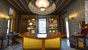 Assouline\'s latest opening is in an old palazzo in Venice.