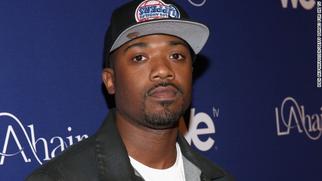 Ray J Norwood is shown at a premiere event for season three of WE tv's