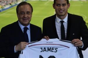 James cumple su sueño