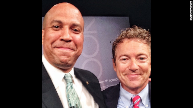 Rand Paul and his Democratic buds