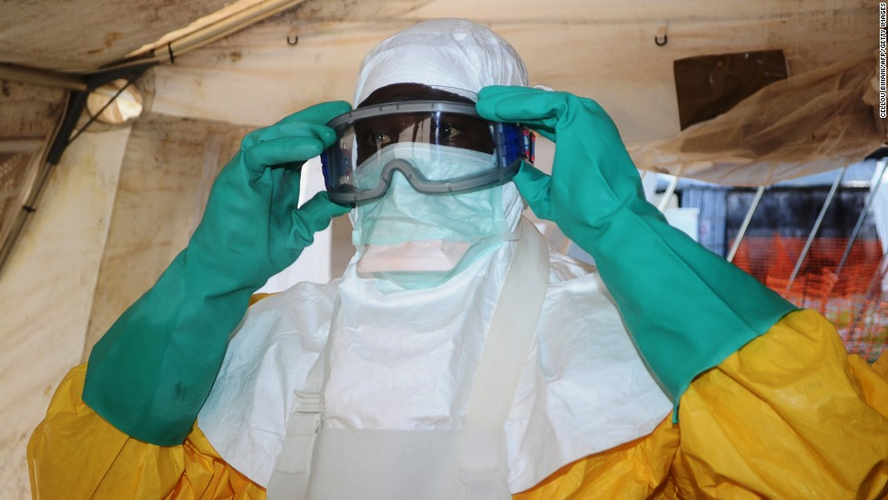 """The current Ebola virus outbreak in West Africa is thought to have infected 1,093<strong> </strong>people, and killed 660. Doctors Without Borders has described the epidemic as """"out of control."""""""