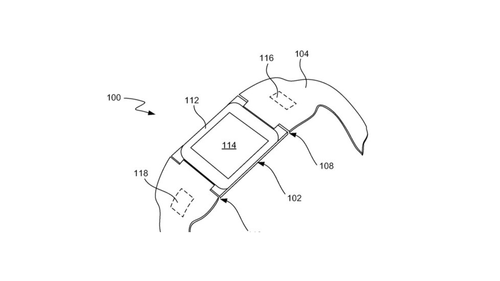 Apple obtiene patente para el iWatch