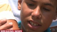 Kids in Gaza struggle to escape violence