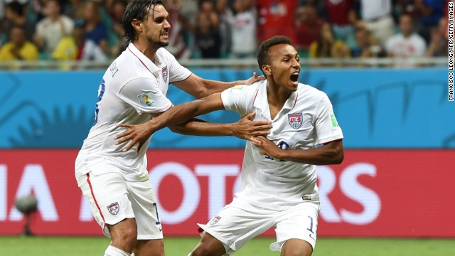 Julian Green will be part of Bayern's squad though. The 19-year-old scored a stunning volley for the United States team in their last 16 defeat to Belgium to become the youngest USA scorer at a World C