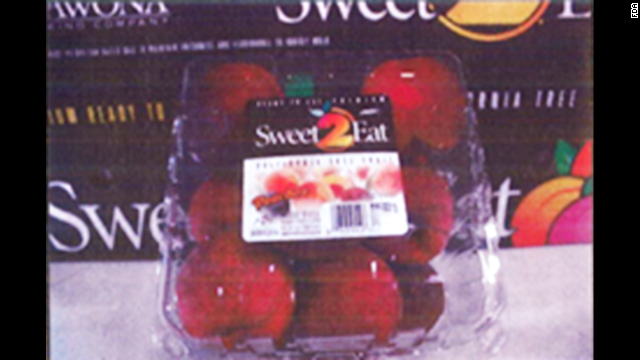 "Wawona Packing Co. is voluntarily recalling peaches, nectarines, plums and pluots that were packed at its Cutler, California, warehouses between June 1 and July 17. Wawona believes the products, many of which carry a ""Sweet 2 Eat"" sticker, may be contaminated with Listeria monocytogenes. The nationwide recall includes BJ's peaches in clamshell packaging, pictured here. Click through to see a sampling of the recalled products, according to the U.S. Food and Drug Administration."