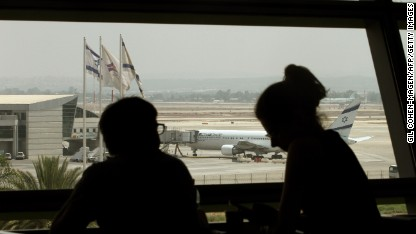 U.S. ends Israel airport flight ban