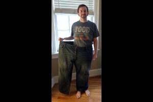 Pantalón de talla 50 a talla 31