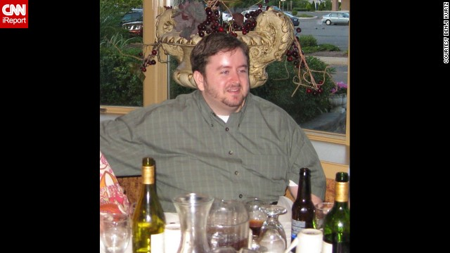 Weight loss success 100 pounds with a plant based diet cnn in 2009 benji kurtz was near his heaviest weight of 278 only 5 feet ccuart Choice Image