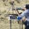 Práctica de tiro en Nuevo México
