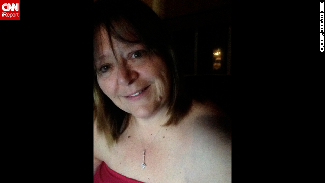 Looking and feeling good, Riser shows off her newfound confidence in a selfie.