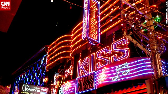 <a href='http://ireport.cnn.com/docs/DOC-1150717'>Soi Cowboy</a> almost gave Marie Sager a sense of daylight during her visit in 2011. The short street is known for its bars and concentration of sex-related businesses.
