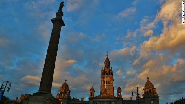Scotland's largest city Glasgow hosted the 2014 Commonwealth Games and will also stage Euro 2020 matches.