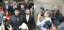 Shia LaBeouf appears in court