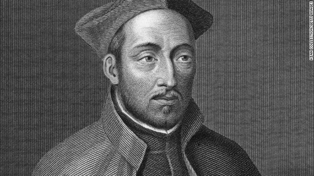 Famous Jesuits