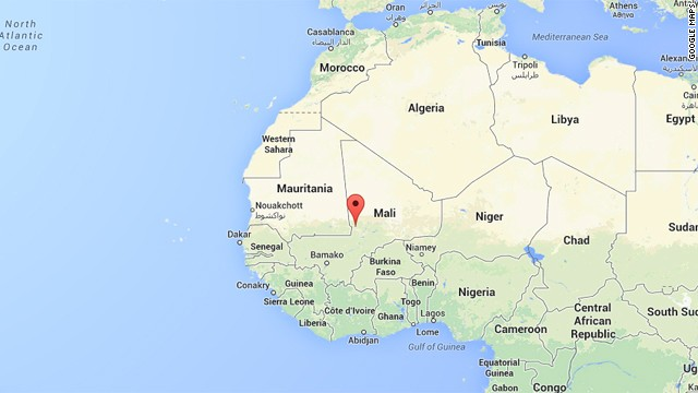 Air Algerie: Plane crashed in Tilemsi area