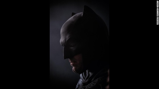 "Ben Affleck's turn as the Caped Crusader has yet to hit the silver screen. The Oscar winner stars as Batman in Zack Snyder's ""Batman v Superman: Dawn of Justice,"" which opens March 25, 2016."