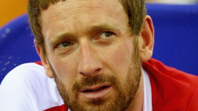 Former Tour de France winner Bradley Wiggins, who missed this year's race, couldn't bring home gold Thursday in Glasgow.