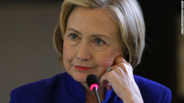 German media reports intelligence services intercepted a phone call by former U.S. Secretary of State Hillary Clinton.