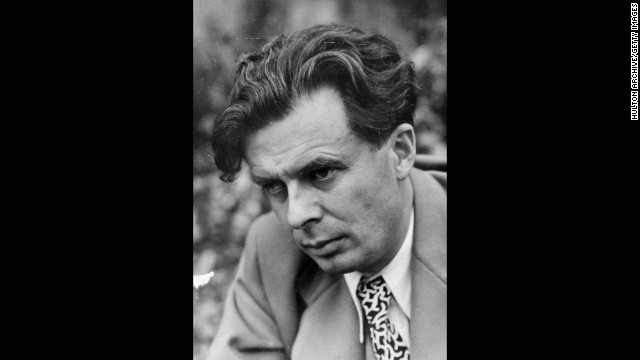"The death of Aldous Huxley, the famed author of ""Brave New World,"" was little noted at the time -- not because he was a minor figure, but because he happened to die on November 22, 1963. Yes, the same day John F. Kennedy was shot. (C.S. Lewis also died that day.) It's an indicator that media coverage of one death can overwhelm all other news. Farrah Fawcett, who died the same day as Michael Jackson, could probably relate."
