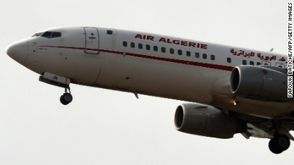 'Disintegrated' Air Algerie jet found