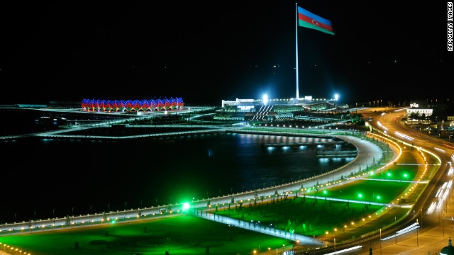 Azerbaijan's capital city Baku will welcome Formula One's traveling circus in 2016.