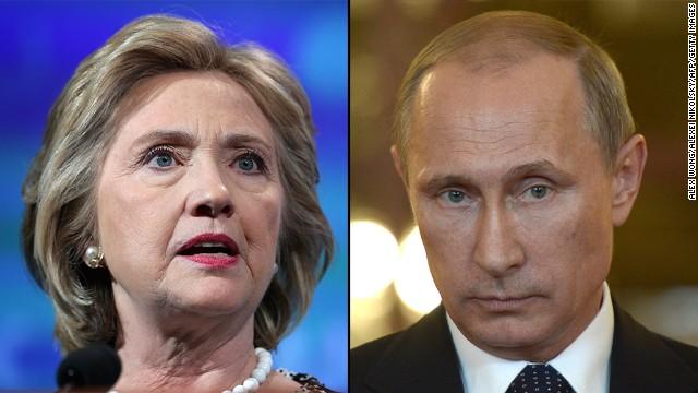 Hillary Clinton dice que Putin es responsable del derribo del avión de Malaysia Airlines