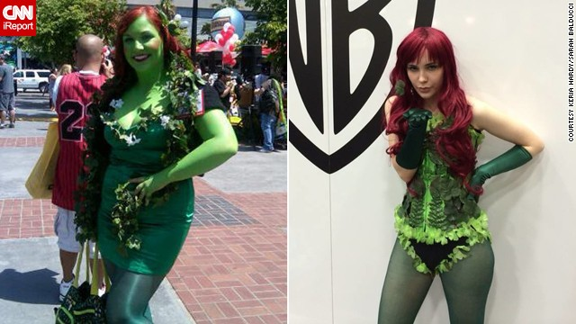 Poison Ivy is one of Batman's most dangerous foes. Here are two interpretations of her character from 2010 and 2014.