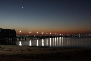 Muelle de Busselton (Australia)