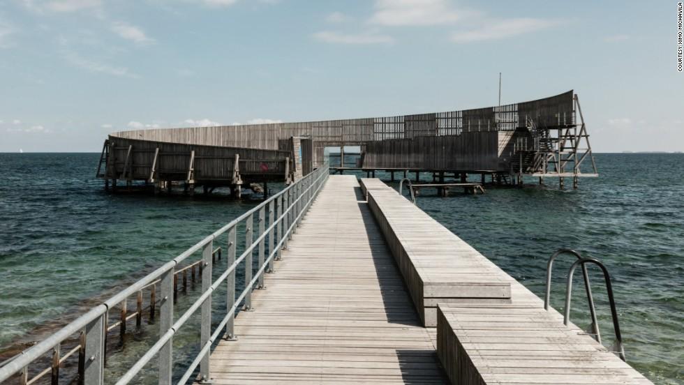 Muelle de Kastrup (Dinamarca)