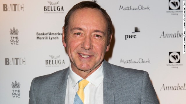 "Kevin Spacey, who turned 55 on July 26, is enjoying both career success and attention from fans who can't get enough of him on ""House of Cards."""