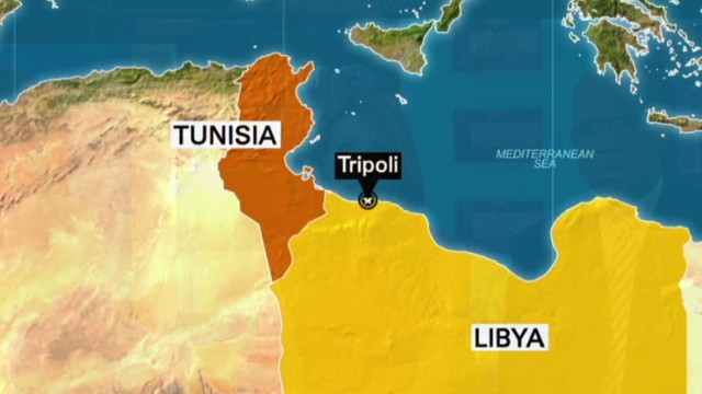 U.S. evacuates embassy in Tripoli, Libya