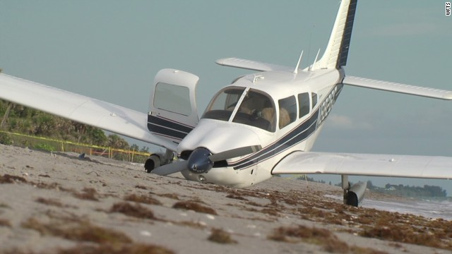 Emergency Landing on Florida Beach Kills Beachgoer