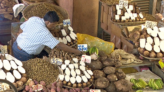Nothing illustrates the melting pot-nature of Mauritius quite as succinctly as the cuisine. At the Central Market, thousands of people come daily to search out a global array of produce, from cassava to soy sauce, and dahl to roti.
