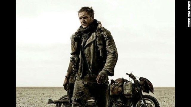 Tom Hardy stars as Max Rockatansky in