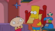 When 'Family Guy' meets 'The Simpsons'