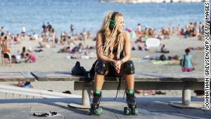 If Barceloneta Beach is good enough for Shakira ...