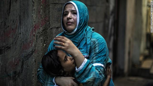 Israel y Hamas acuerdan un cese al fuego indefinido