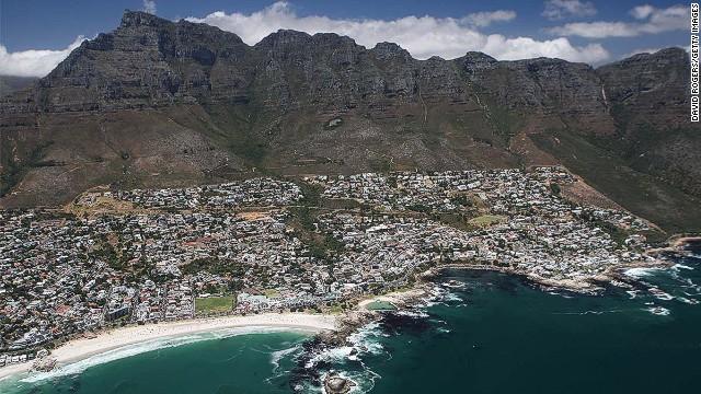 Playas Clifton (Ciudad del Cabo, Sudáfrica)