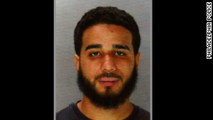 Jonathan Rosa is charged with three counts of murder stemming from Friday\'s carjacking in Philadelphia.