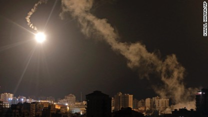 Dozens die as fighting intensifies in Gaza; children killed at refugee camp