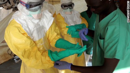 Ebola fears hit close to home