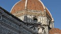 Brunelleschi's Dome, atop Florence Cathedral.