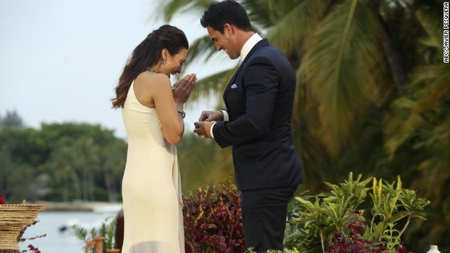 "... Josh Murray on the season finale of ""The Bachelorette."" It remains to be seen if the now-engaged couple will enjoy a happily ever after. In the meantime, let's revisit other ""Bachelor"" and ""Bachelorette"" couples to see how they fared."