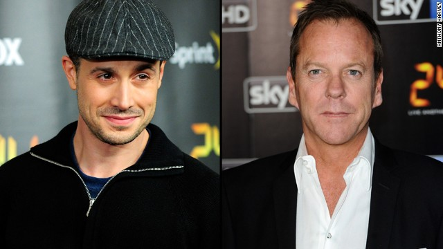 "Freddie Prinze Jr. worked with Kiefer Sutherland on the Fox series ""24"" in 2010 and says his experience with the actor was so horrible he wanted to quit acting. Yet while Prinze called Sutherland ""the most unprofessional dude in the world,"" Sutherland responded via his rep saying that he enjoyed working with his former co-star."