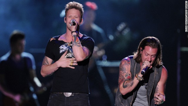 "Florida Georgia Line had 2013's biggest country single, ""Cruise."" The duo made $24 million."